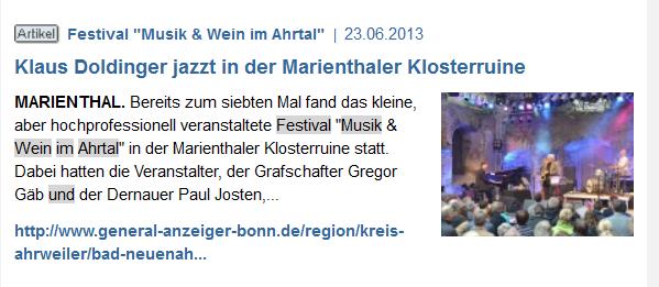 kkam 2013 general Anzeiger