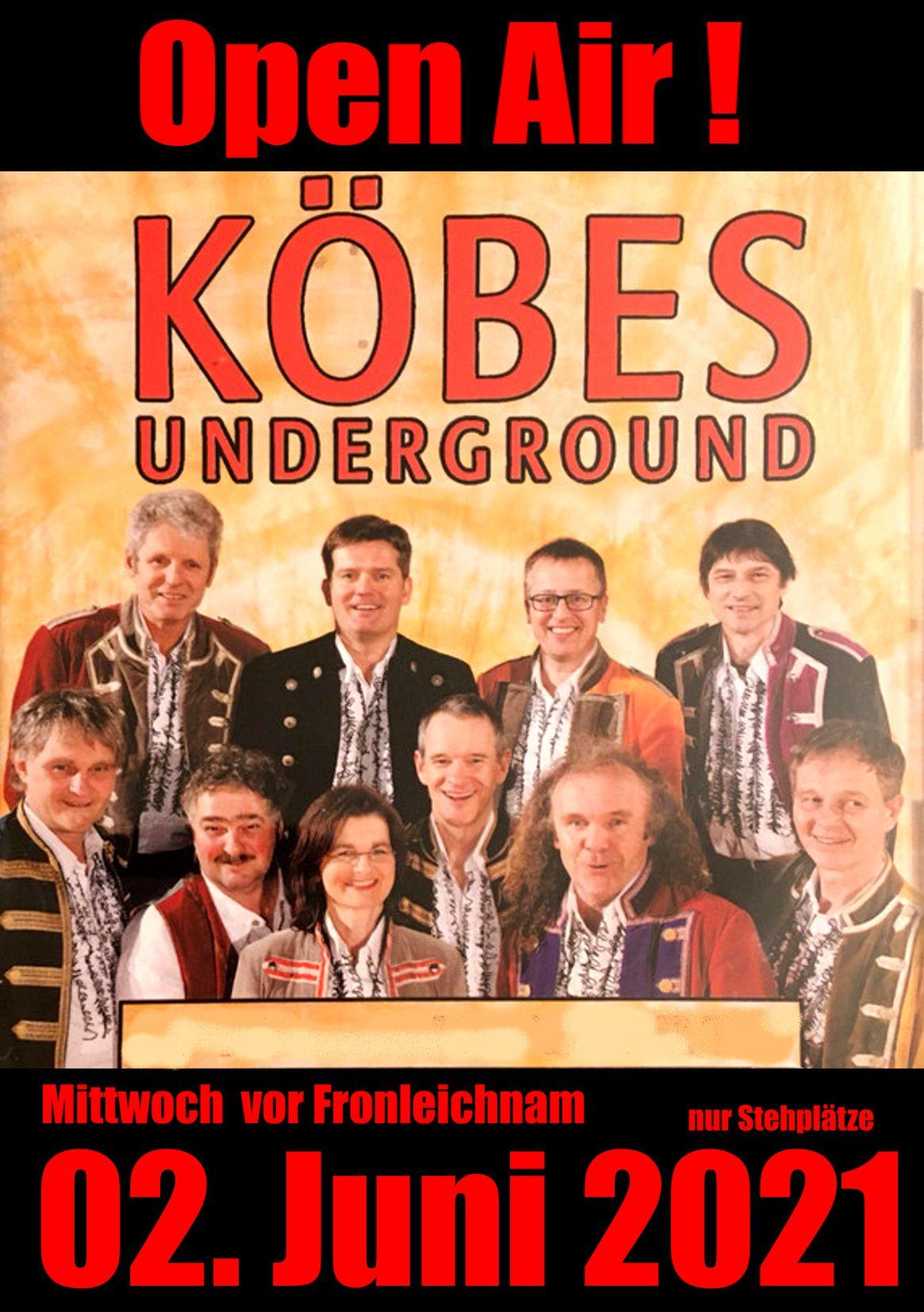Köbes Underground 2021